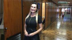 Andressa Urach vira assessora parlamentar em Comissão de Direitos