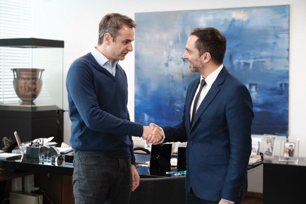 Υποψήφιος με τη ΝΔ στις εθνικές εκλογές ο δημοσιογράφος Φώτης