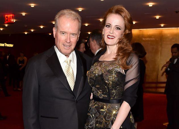 Billionaires Robert Mercer and his daughter Rebekah