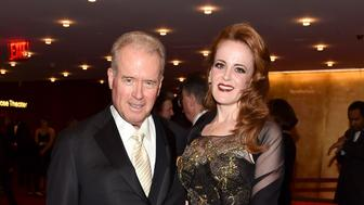 NEW YORK, NY - APRIL 25: Bob Mercer and Rebekah Mercer attend the 2017 TIME 100 Gala at Jazz at Lincoln Center on April 25, 2017 in New York City.  (Photo by Patrick McMullan/Patrick McMullan via Getty Images)