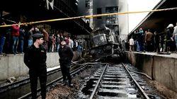 Accident ferroviaire au Caire: le ministre des transports
