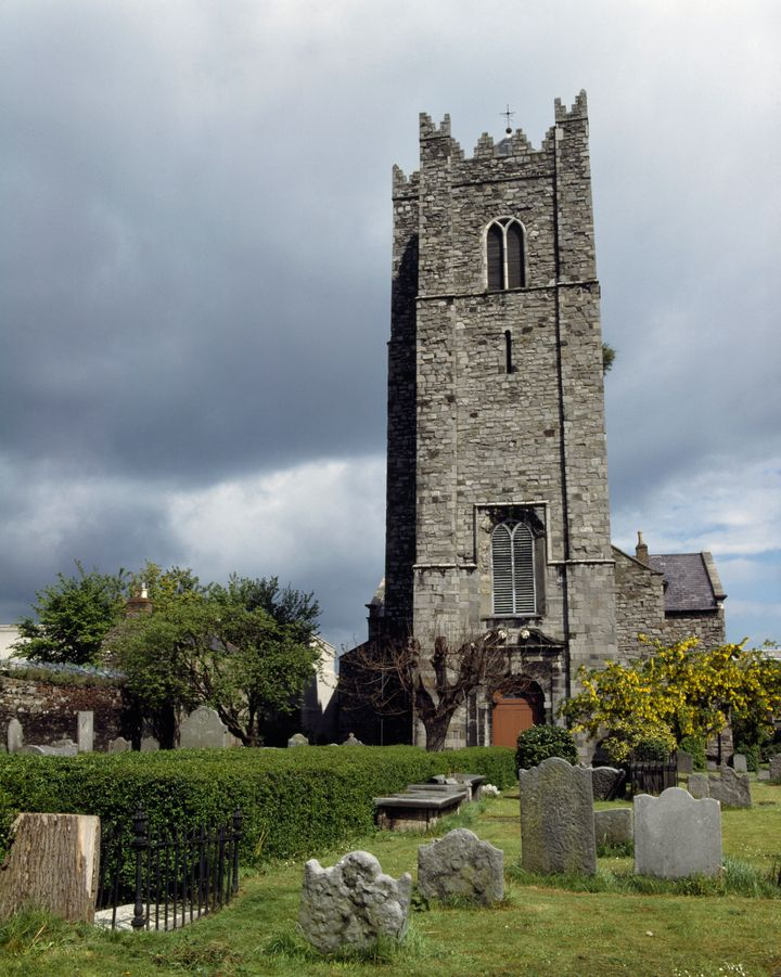 St. Michan's Church in Dublin traces its history back to1095.