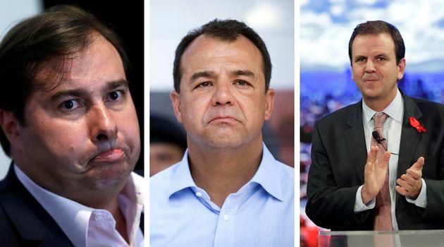 Rodrigo Maia, Paes, Cabral e Lindbergh são acusados de caixa 2 em delação da