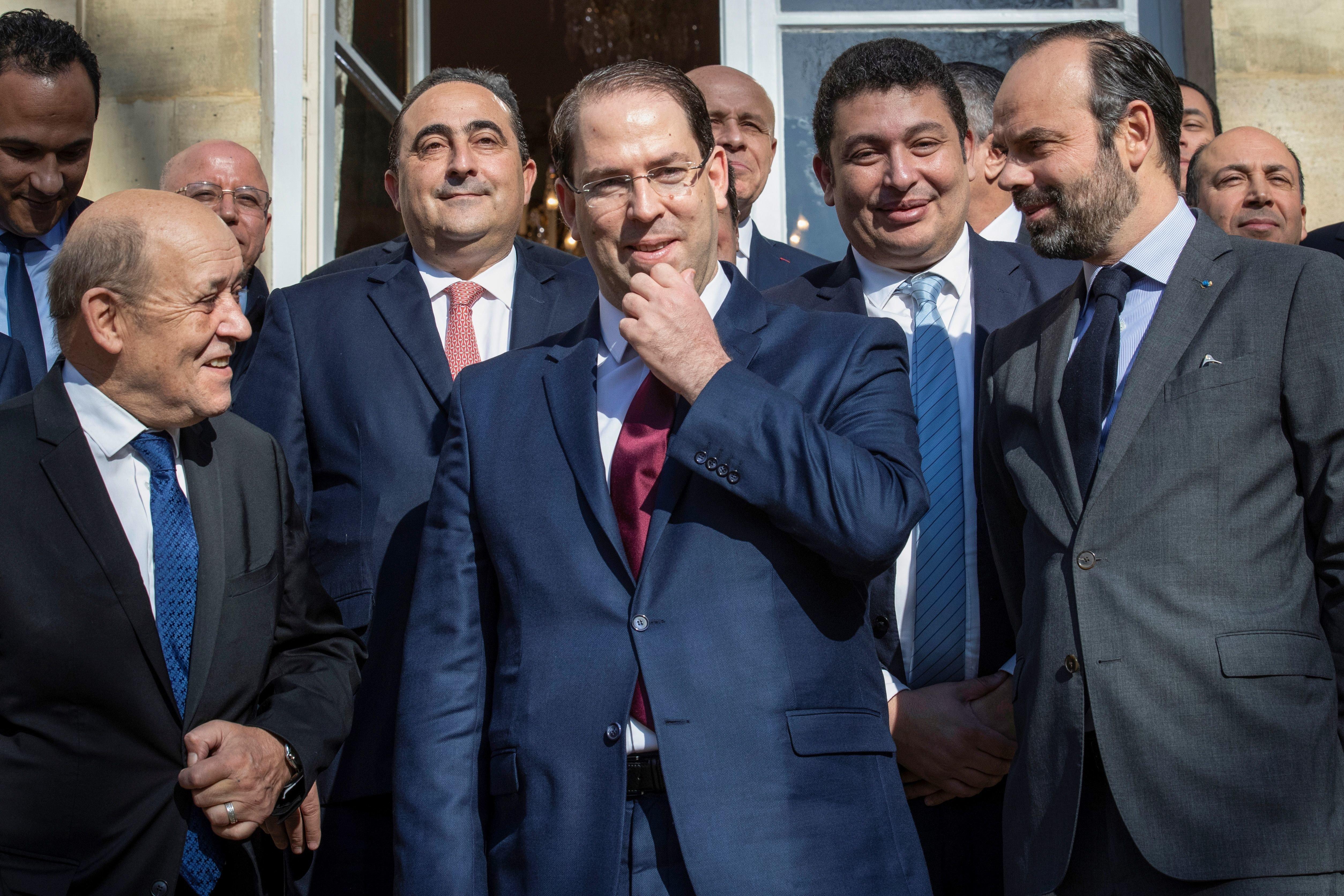 Youssef Chahed est la personnalité la plus apte à diriger le pays, selon ce