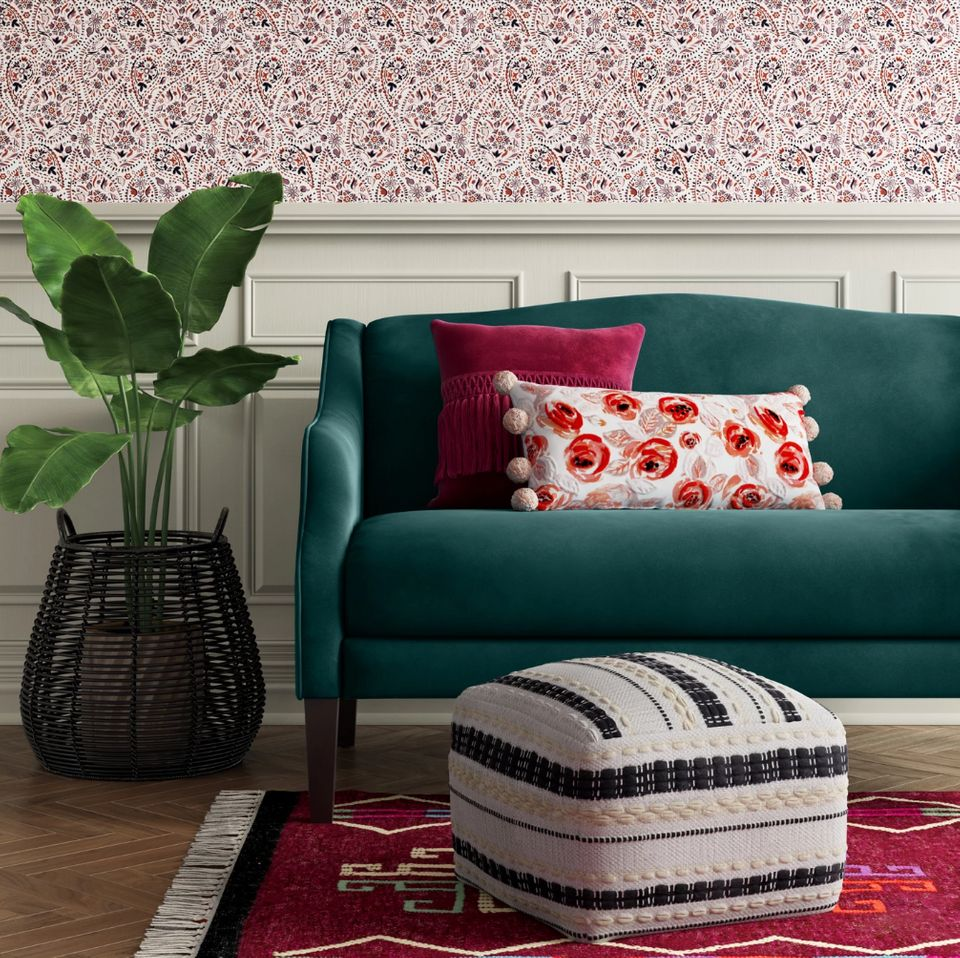 Where To Buy An Emerald Green Couch On Any Budget