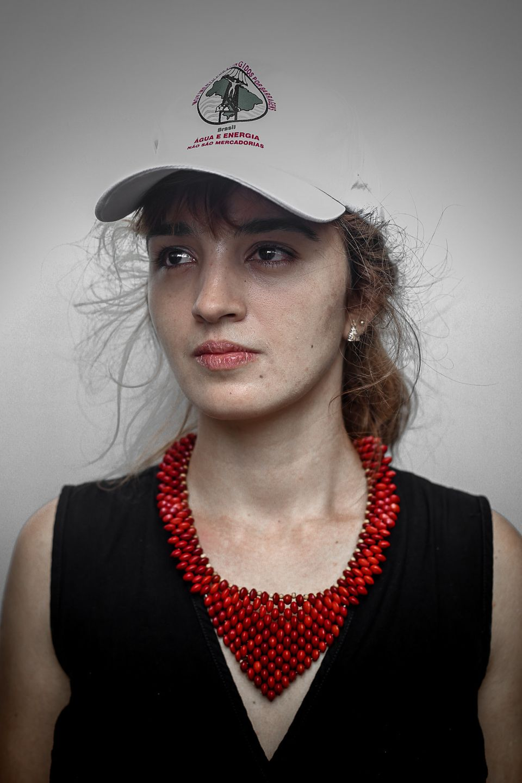 Marina Oliveira,moradora de