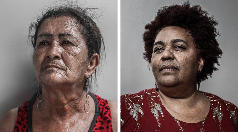 Mulheres de Brumadinho tiveram de enterrar familiares que trabalhavam na