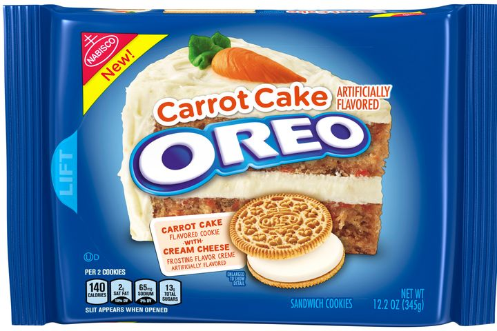 Sadly, if you missed your chance to try Carrot Cake Oreos, they may never come back.
