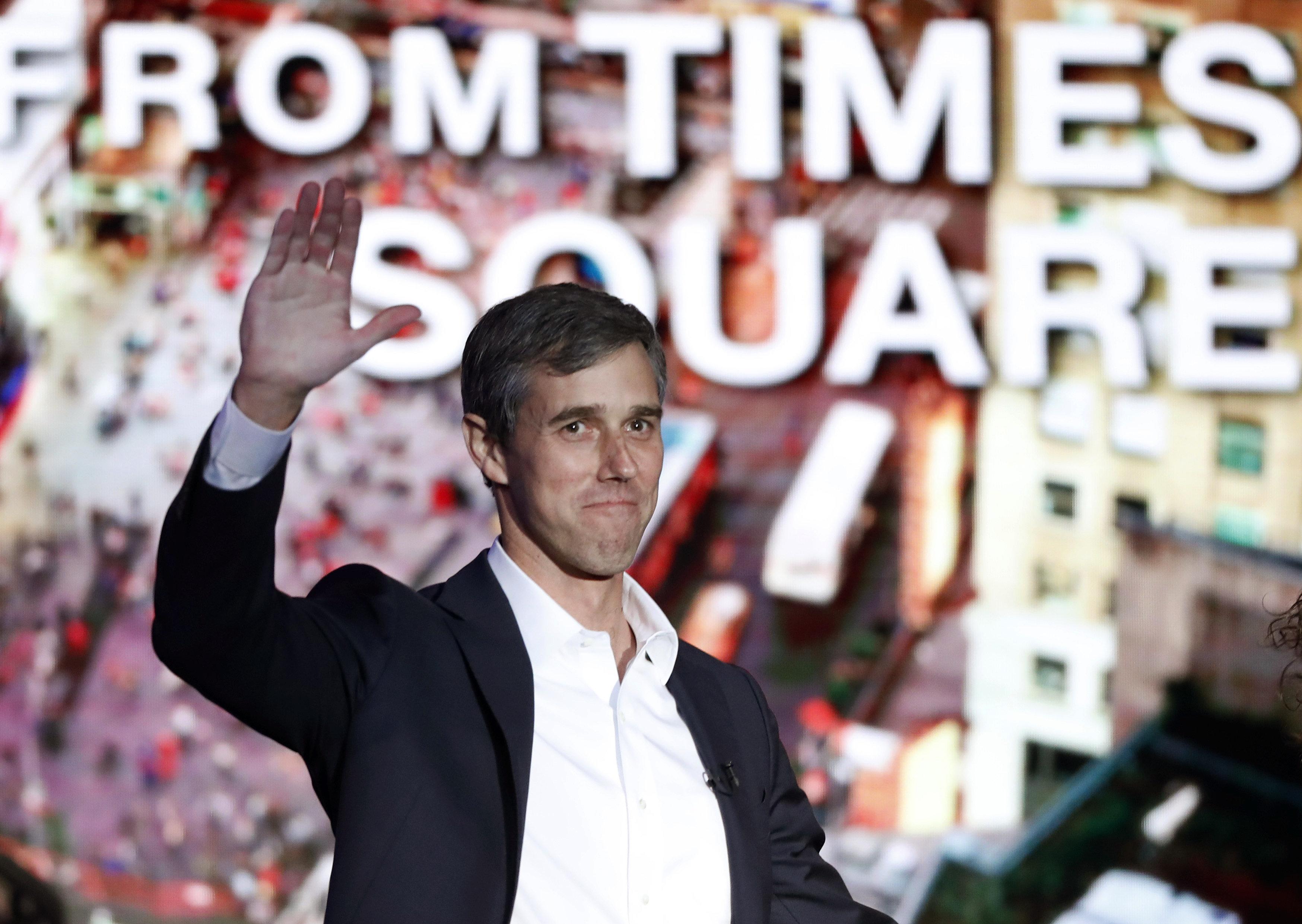 Beto O'Rourke Is Running For President