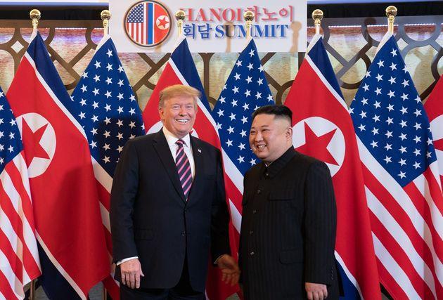 김정은-트럼프의 '하노이 선언'은 오후 4시께 완성될