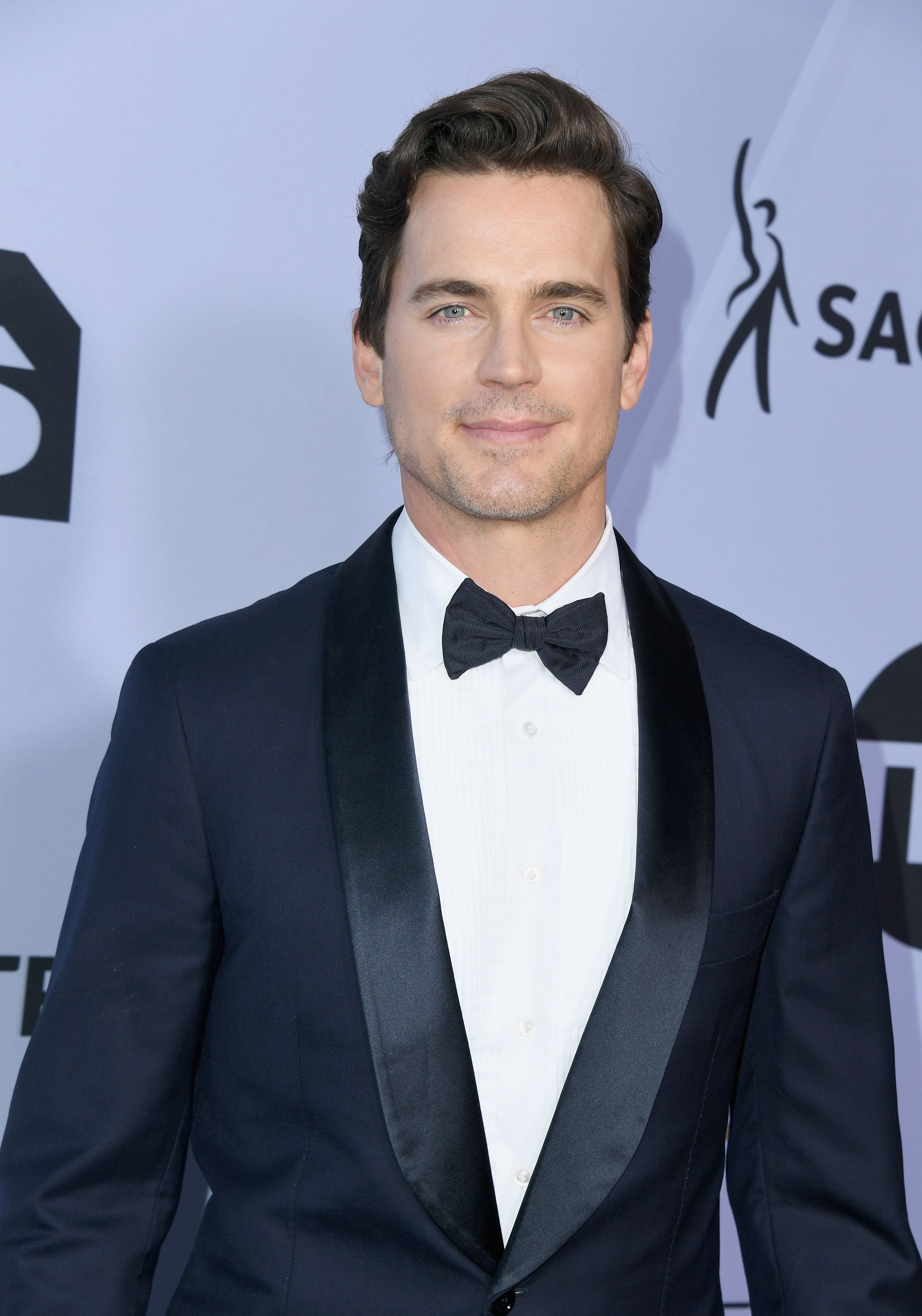 LOS ANGELES, CA - JANUARY 27:  Matt Bomer attends the 25th Annual Screen Actors Guild Awards at The Shrine Auditorium on January 27, 2019 in Los Angeles, California.  (Photo by Jon Kopaloff/Getty Images)