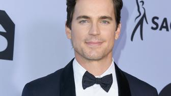 LOS ANGELES, CA - JANUARY 27:  Matt Bomer attends the 25th Annual Screen ActorsGuild Awards at The Shrine Auditorium on January 27, 2019 in Los Angeles, California.  (Photo by Jon Kopaloff/Getty Images)