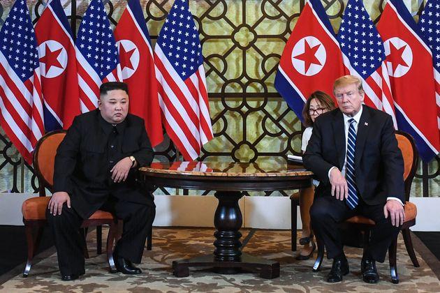 Kim Jong-un und Donald