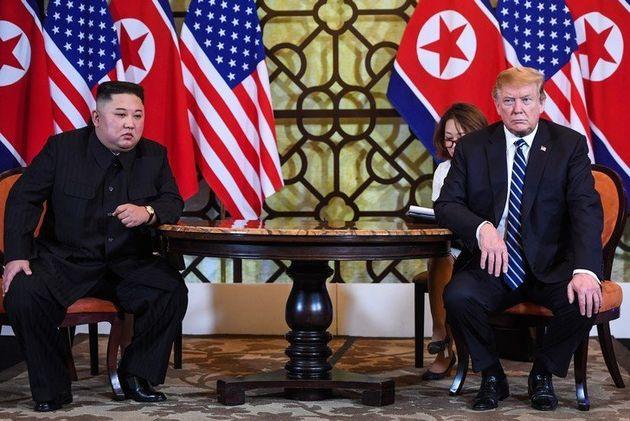 Trump et Kim achèvent leur sommet de Hanoï sans parvenir à un