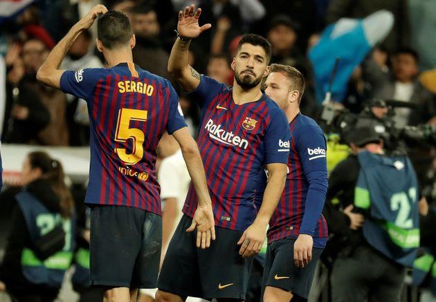 Coupe du Roi: le Barça corrige le Real et enchaîne une 6e