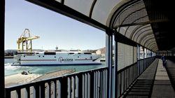 Ceuta: Dans le port, une bagarre massive éclate entre migrants algériens et