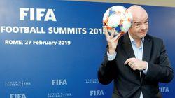 Infantino et la Fifa étudient encore