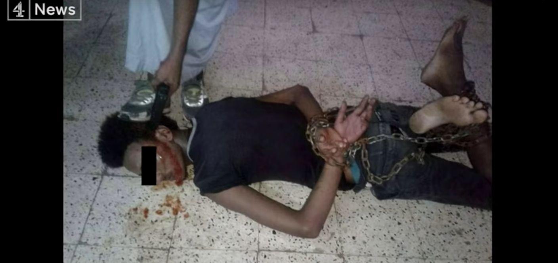 La chaîne britannique Channel 4 dévoile de nouvelles images de torture en