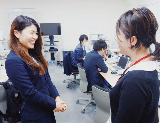 【又吉さんプロフィール】2009年4月に新卒でエン・ジャパン入社。大阪でアルバイト事業、中途採用、新卒採用、福岡で人材紹介と様々な拠点・事業に携わる。エン・ジャパンの人材紹介事業「エン