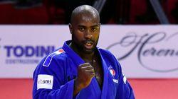 Judo: Teddy Riner ne disputera pas le Grand prix de