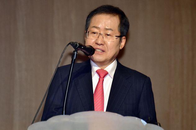2차 북미회담 결렬에 대한 홍준표의 평가 : '북한에 속은 미국의