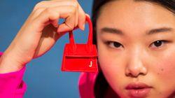 À la Fashion Week, Jacquemus présente des sacs à main vraiment