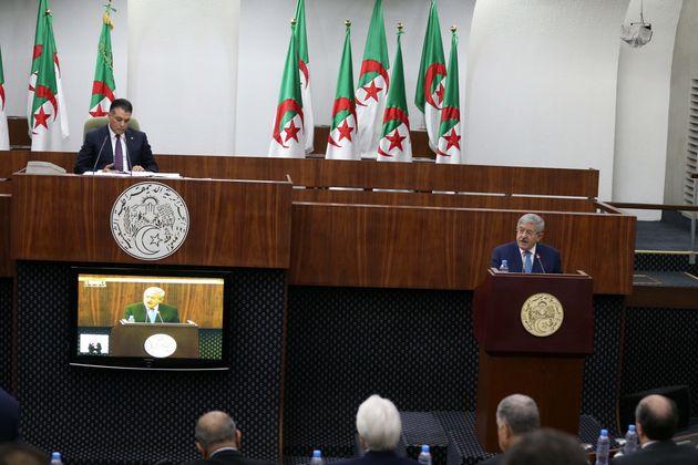 Ahmed Ouyahia brandit le scénario syrien contre les
