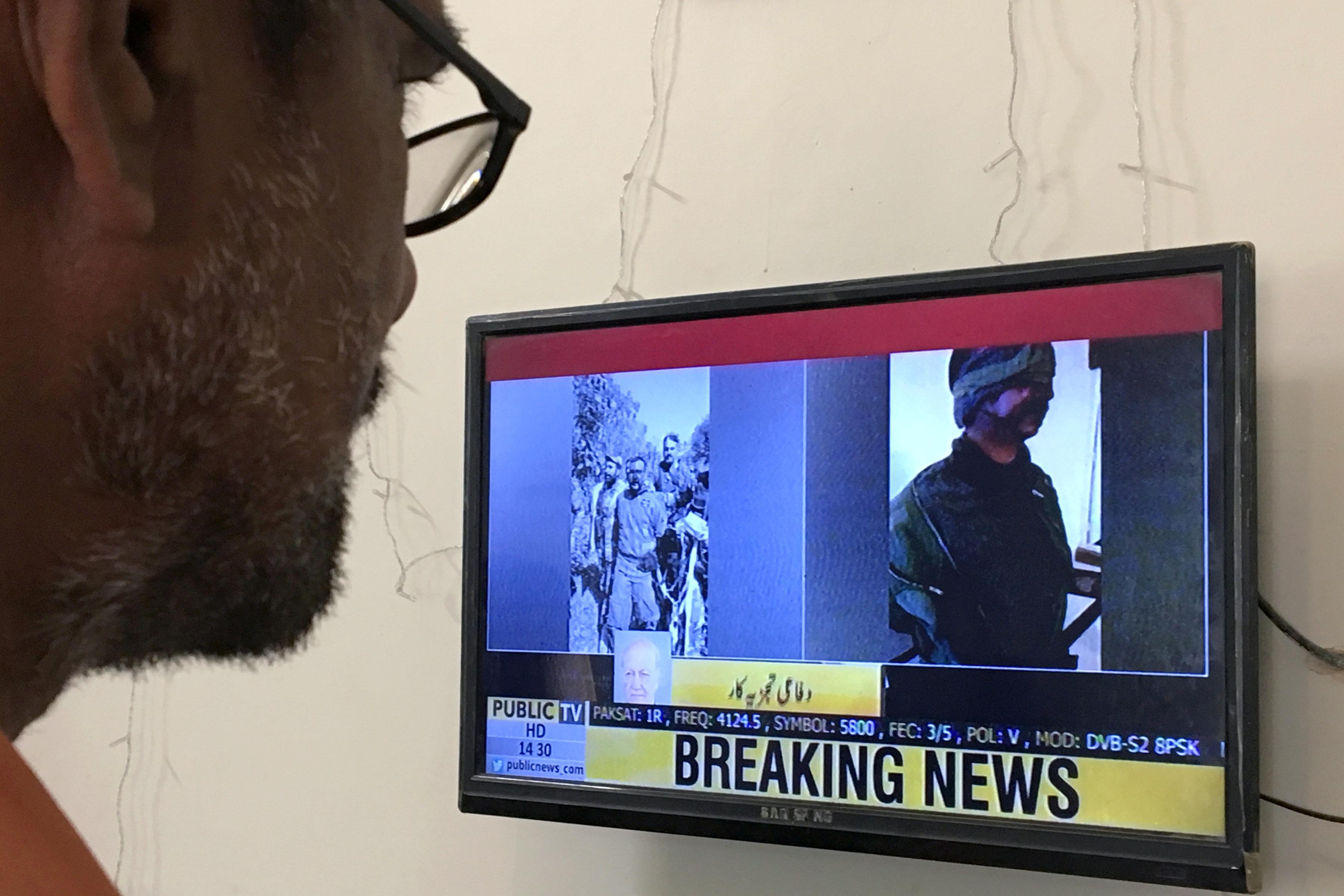 Σήμερα θα επιστρέψει στην Ινδία ο πιλότος που κρατείται από τις πακιστανικές