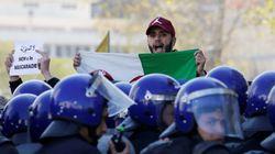 Un jet de frustration devant beaucoup de grosses gueules: les Algériens auront le pouvoir à