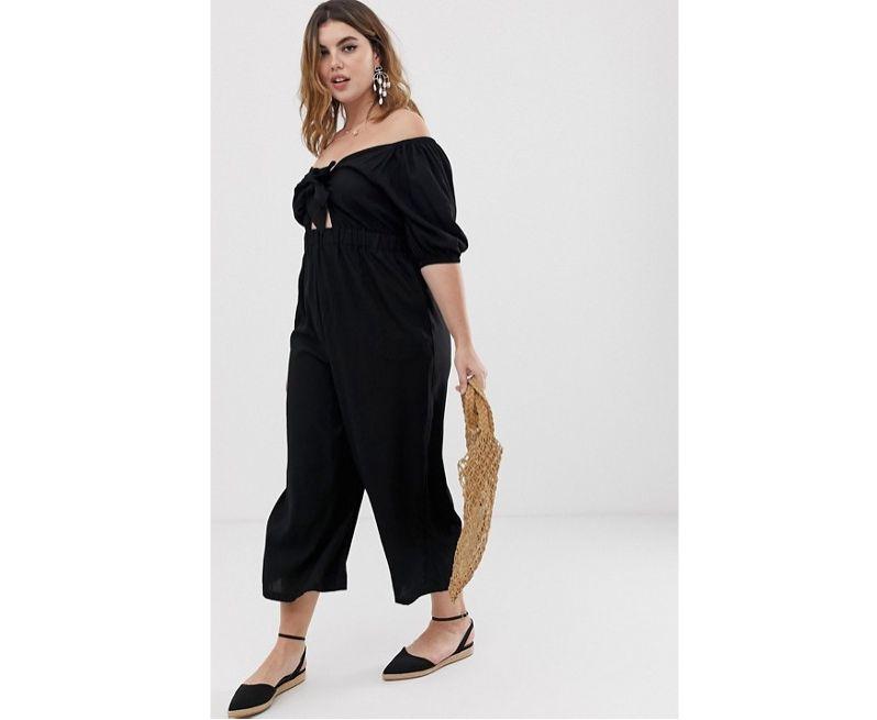 9ff6c1c070a 20 Dressy Plus-Size Jumpsuits For Evening Wear