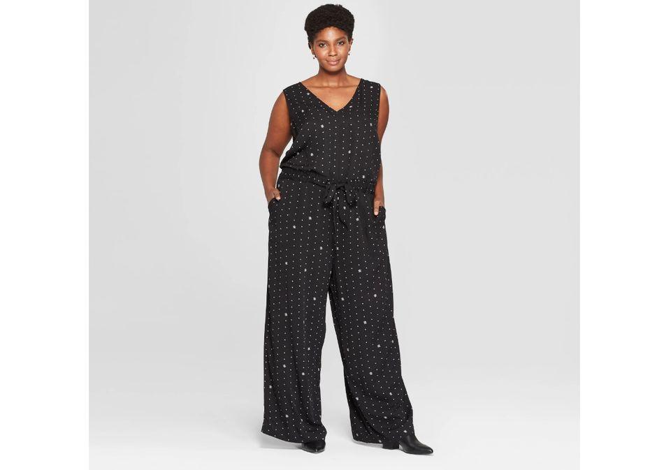 3e22e0b2a718 20 Dressy Plus-Size Jumpsuits For Evening Wear