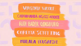 Audible: 5 Women Changing the World With Their Words