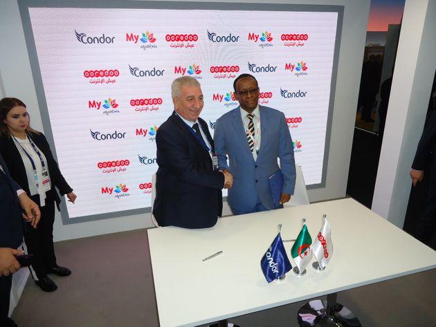 Mobile World Congress 2019: Condor annonce un partenariat avec Ooredoo et dévoile son Allure