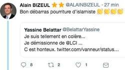 France: Un cadre de Nocibé traite Yassine Belattar de