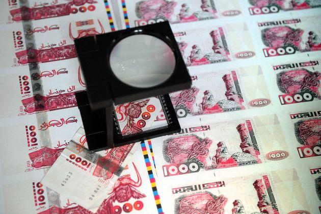 Le financement non conventionnel a atteint 6.556 milliards de DA jusqu'au 31 janvier