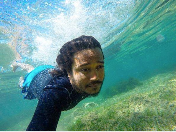 La Tunisie à travers l'oeil d'un Trinidadien, randonneur