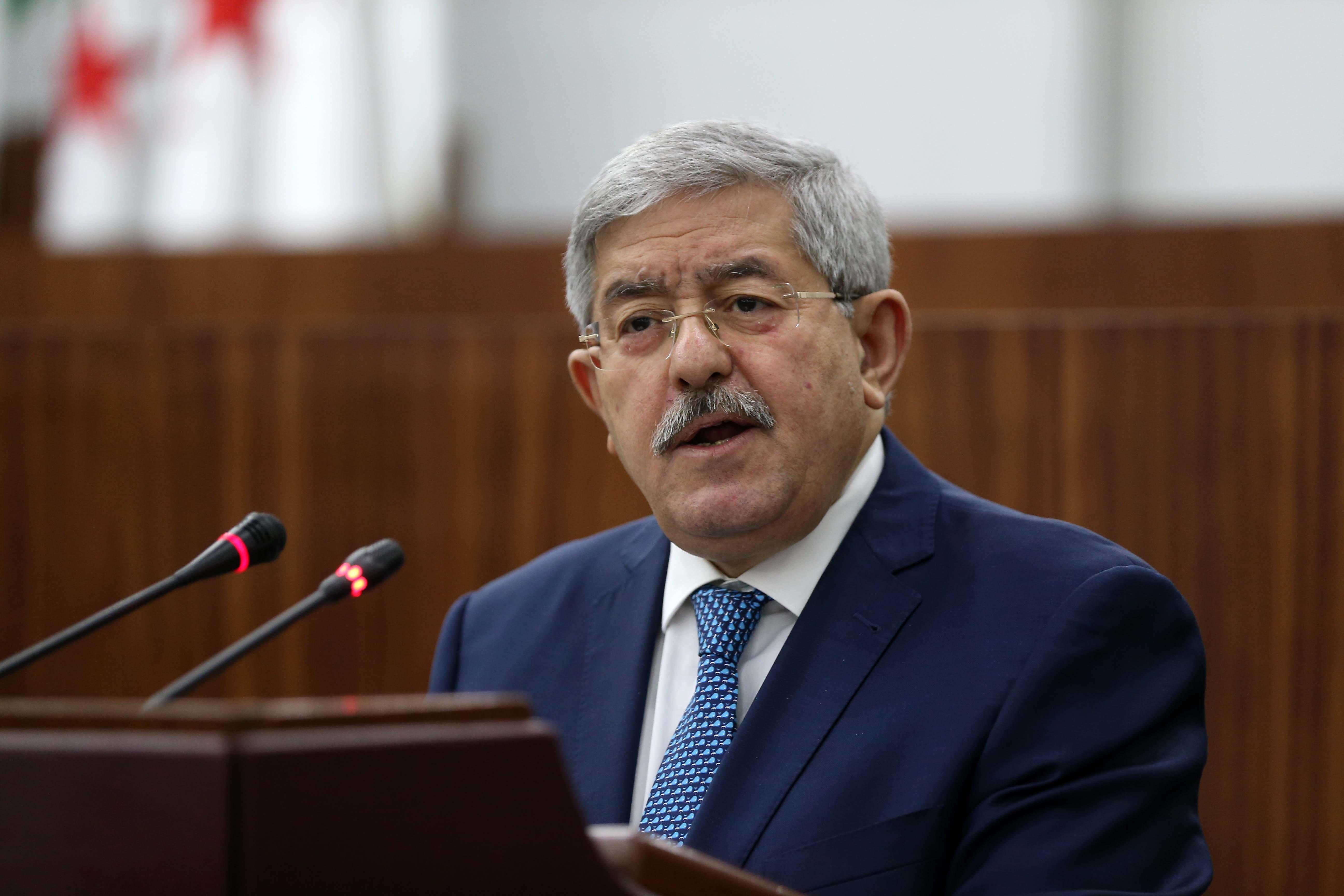 En Algérie, le premier ministre met en garde contre un