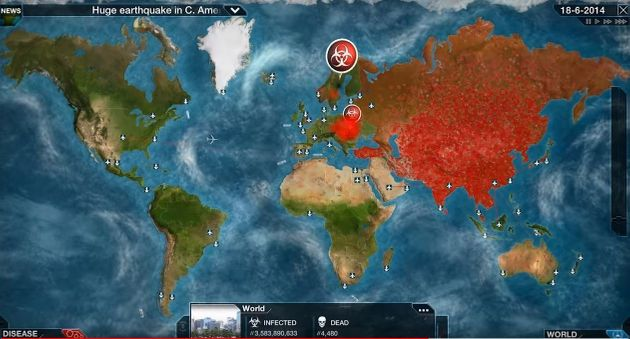 «Εισβολή» αντιεμβολιαστών σε δημοφιλές βιντεοπαιχνίδι (κατόπιν λαϊκής