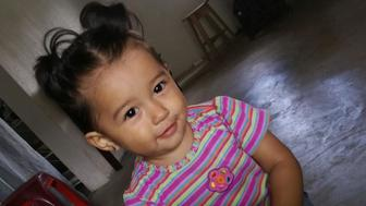 Mariee, the daughter of Yazmin Juarez, was only 19 months when she died. (Photo: Courtesy of Arnold & Porter