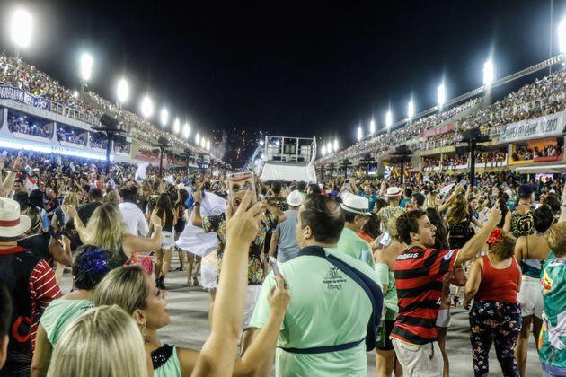 Carnaval 2019: MP do Rio pede interdição da Sapucaí por problemas