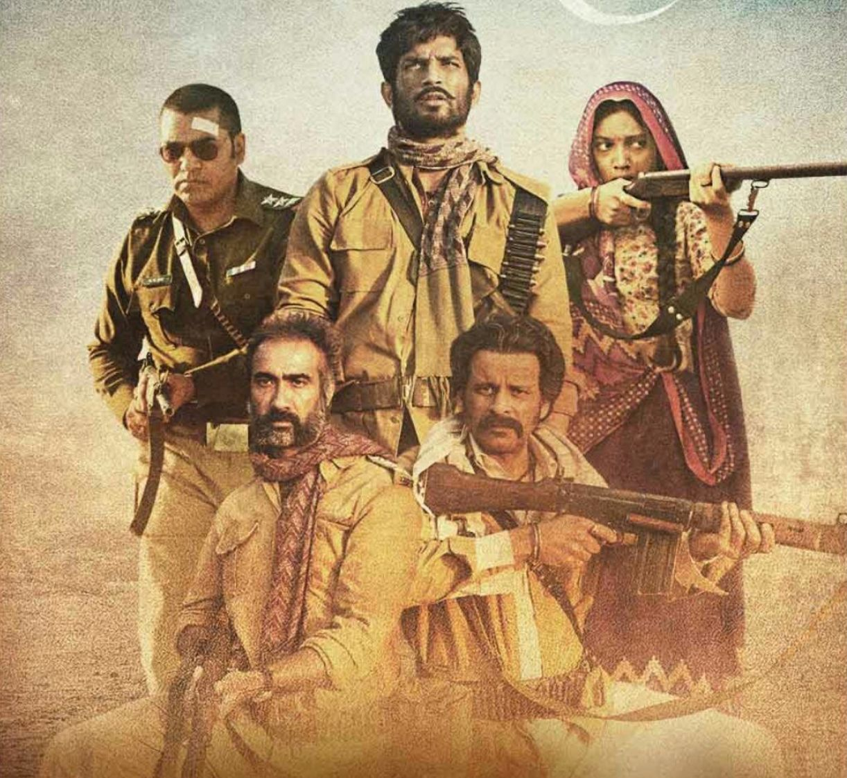 'Sonchiriya' Review: Sushant Singh Rajput, Bhumi Pednekar Are Outstanding In Film About Rebellion And