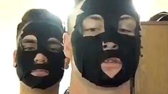 Blackface Marines
