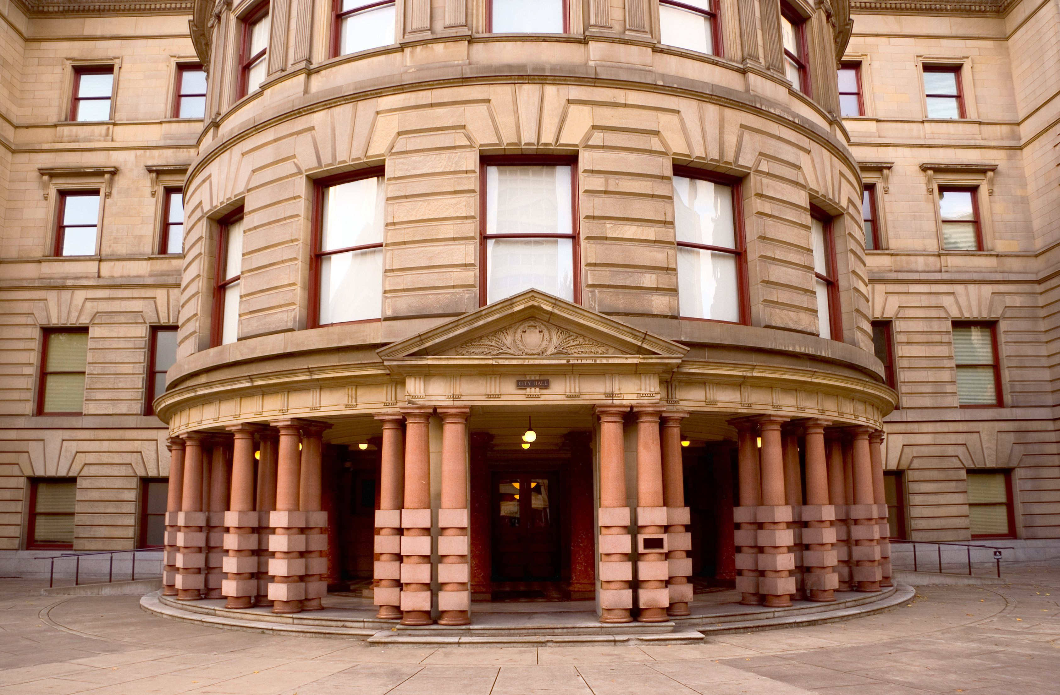 City Hall in Portland,Oregon. The City Council voted unanimously on Feb. 27 to adopt civil rights protections for peopl