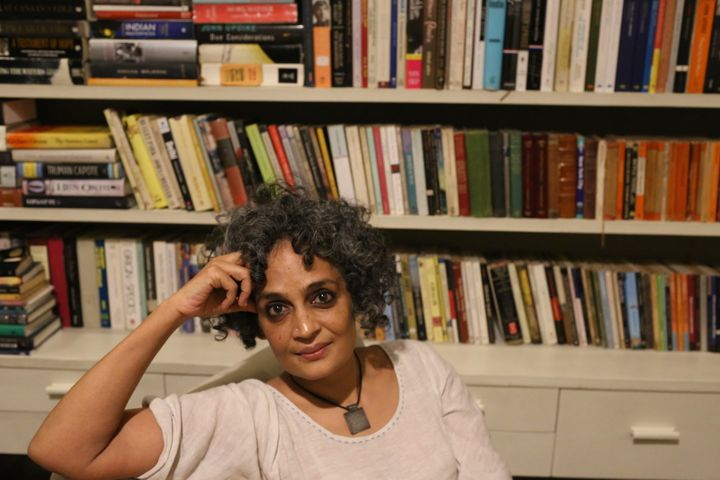 Arundhati Roy: Kashmir Is Potentially The Flashpoint For A
