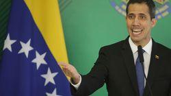 Guaido s'engage à rentrer au Venezuela d'ici
