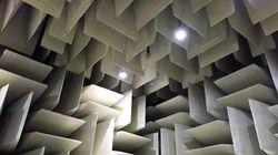 Το πιο ήσυχο δωμάτιο στον κόσμο όπου κανείς δεν μπορεί να αντέξει πάνω από 45