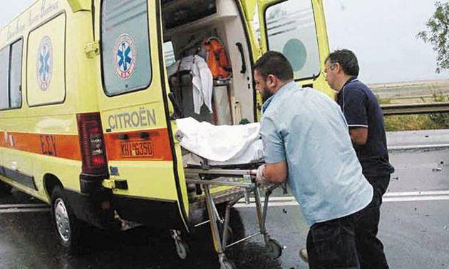 Χανιά: Εργατικό ατύχημα με οικοδόμο που έπεσε σε