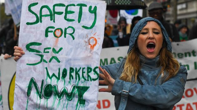 Every Person Has The Right To Work In Safety –So Why Doesn't The Law Protect Sex
