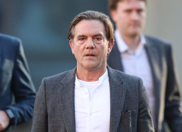 John Michie confronted Ceon Broughton over the death of his daughter, branding him