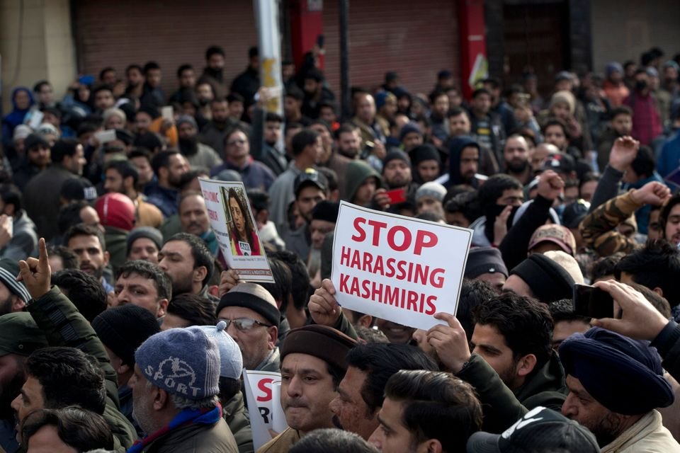 Pulwama: Kashmiri Student Was Jailed For Facebook Post He Wrote As